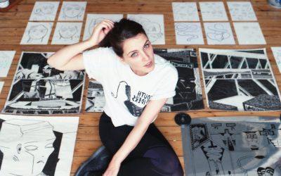 Hélène Jeudy Winter 2019 Box Design