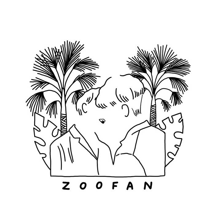 Alxndra Cook - Zoofan Illustration