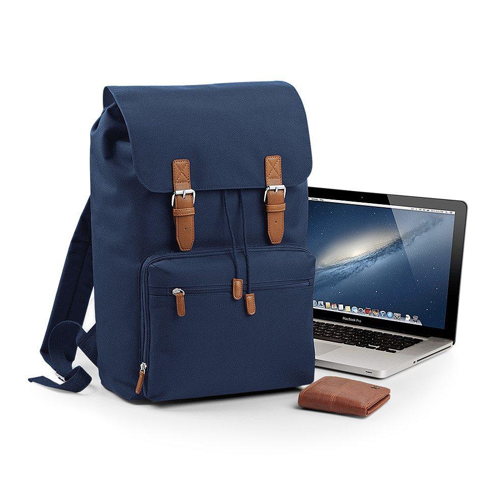 BG613 – Bagbase Vintage Laptop Backpack
