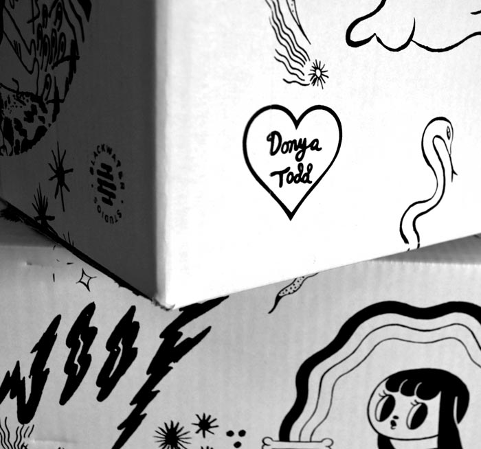 Spring/19 Box – Donya Todd