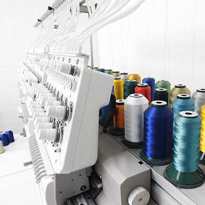 Embroidery Studio and Thread Colours