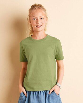 GD01B Gildans kids soft style T-shirt