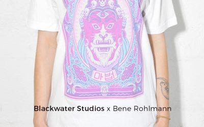 Blackwater Studios Organic Sample Store x Bene Rohlmann