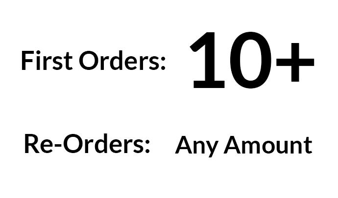 Low Minimum Orders for Digital Printing