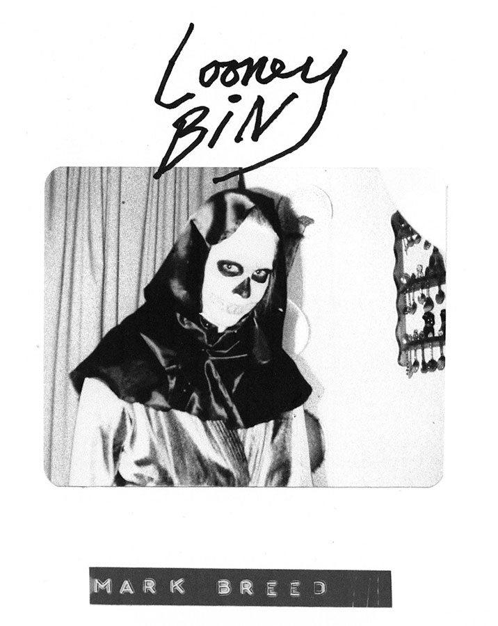 Looney Bin Zine by Mark Christopher Breed