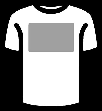 Medium Print Position for DTG