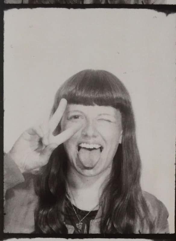Photobooth photo of Ellie