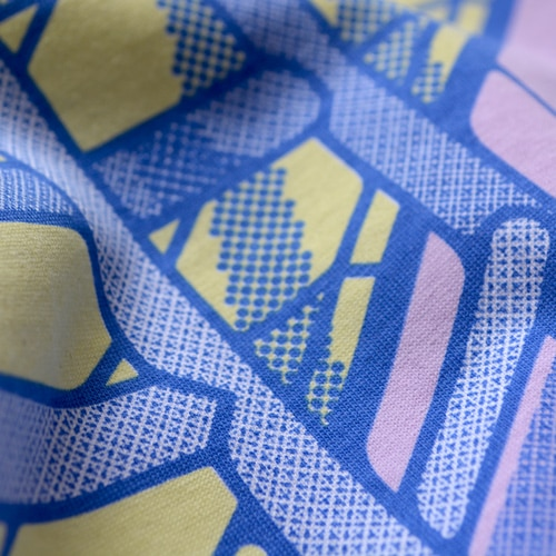 High Quality Waterbased Printing Close Up by Thomas Hedger