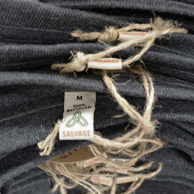 Salvage Cotton Tags