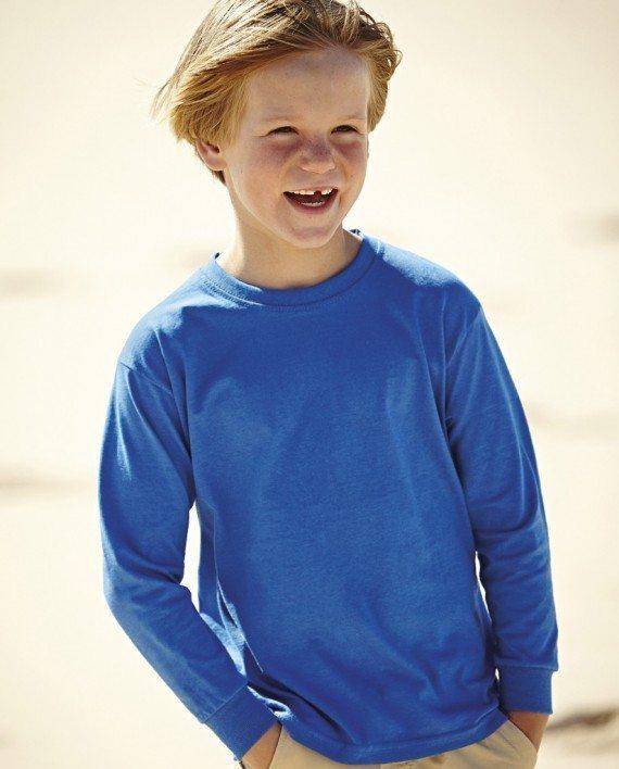 SS21B kids long sleeve T-shirt