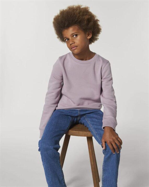 Mini Changer Iconic Kids Crew Neck Sweatshirt