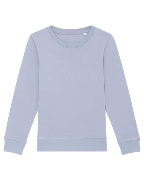 Mini Changer Kids Sweatshirt Front