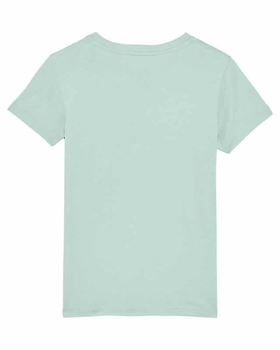 Mini Creator Kids T Shirt Back