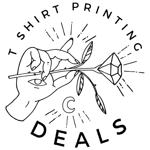 t shirt printing Deals Illustration - Diamond by Jeremie Rose