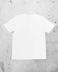 Regular T Shirt Blank on Back – No Print